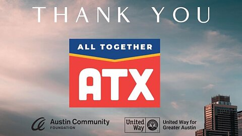 Thank You, All Together Austin!