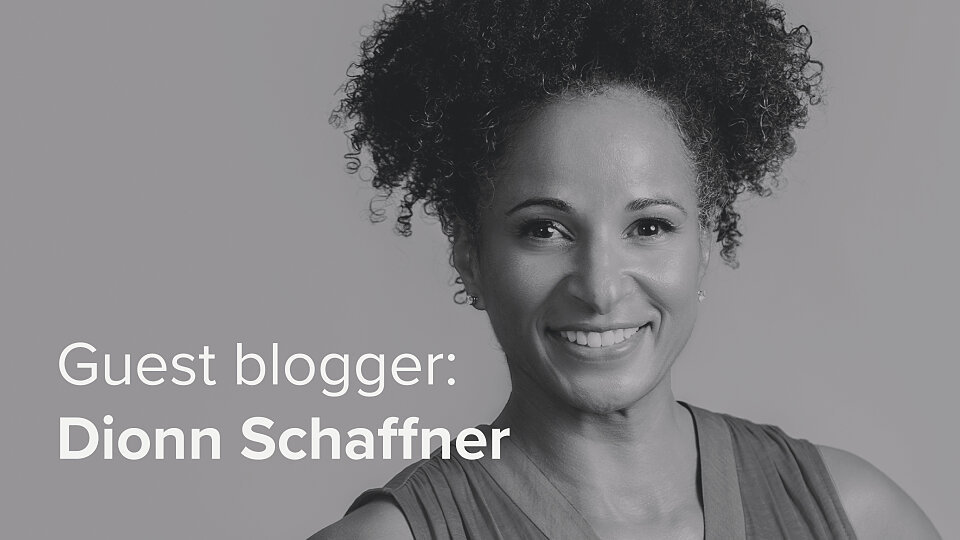 q and a blog dionn schaffner